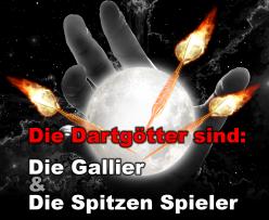 Die Gallier – Die Spitzen Spieler – Bistro Peanuts Dettelbach